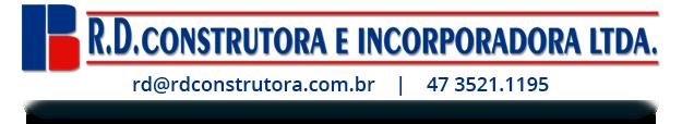 R.D Construtora e Incorporadora LTDA